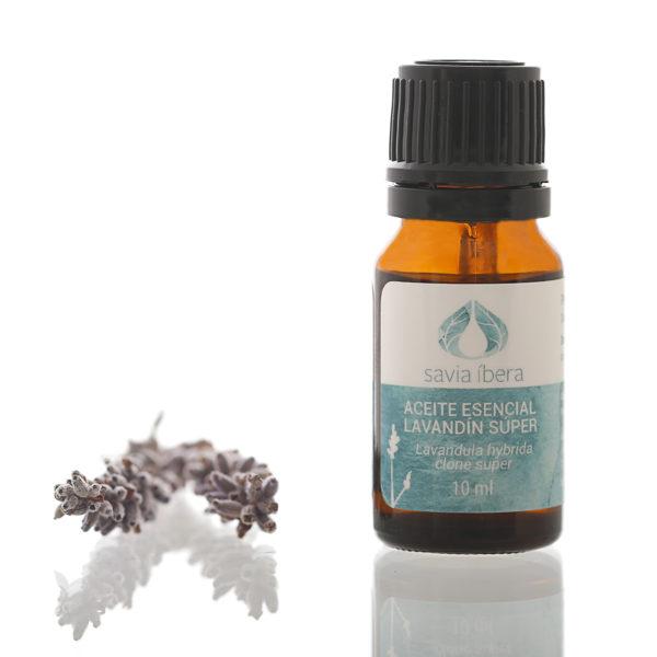 Aceite esencial lavandula hybrida clon super 10ml