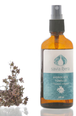 Hidrolato Thymus vulgaris 100ml