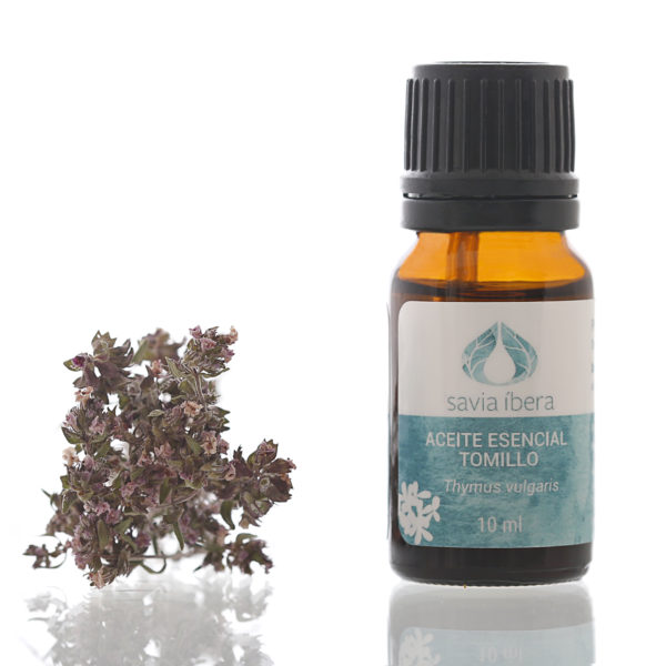 Aceite esencial Thymus vulgaris